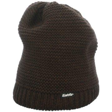 Eisbär Hüte, Mützen & Caps braun
