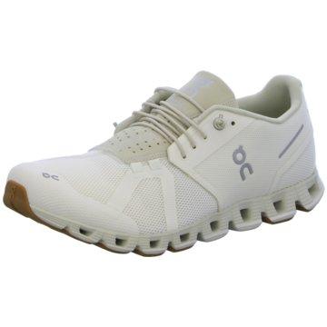 ON RunningCloud White weiß