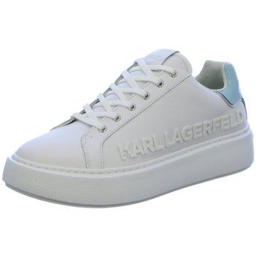 Karl Lagerfeld Sneaker Low weiß