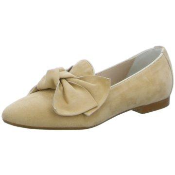 Lusar Eleganter Ballerina beige