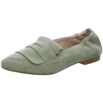 Lusar Klassischer Slipper grün
