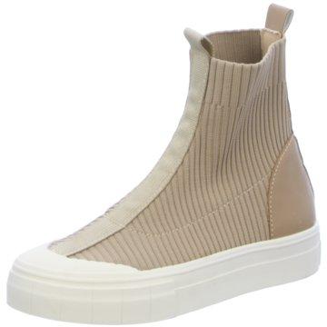 La Strada Top Trends Sneaker beige