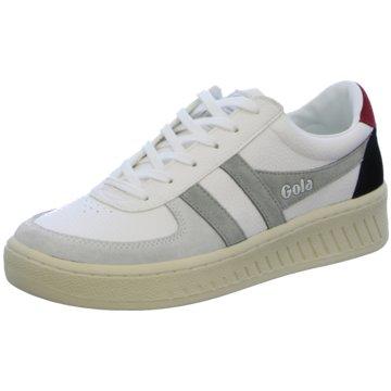 Gola Sneaker Low weiß