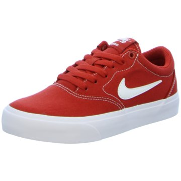 Nike SkaterschuhNike SB Charge Canvas - CQ0260-600 rot