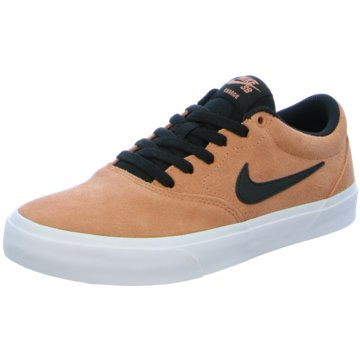 Nike Sneaker LowNike SB Charge Suede Skate Shoe - CT3463-200 lachs