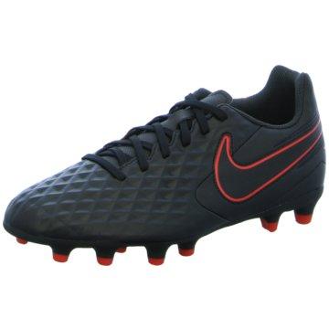 Nike Stollen-SohleNike Tiempo Legend 8 Club MG Multi-Ground Soccer Cleat - AT6107-060 schwarz