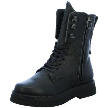 Mjus Boots schwarz