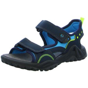 Lurchi Offene Schuhe blau