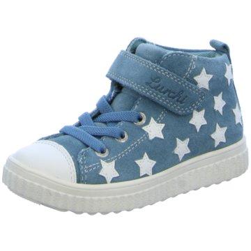 Lurchi Sneaker HighYELIZ blau