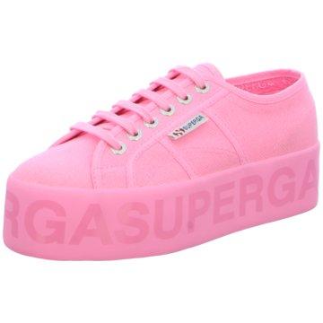 Superga Top Trends Sneaker pink