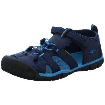 Keen Offene SchuheSeacamp II CNX Y blau