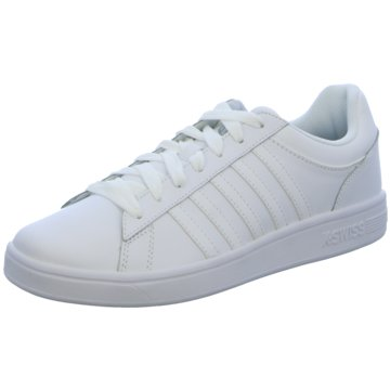 K-Swiss Sneaker Low weiß