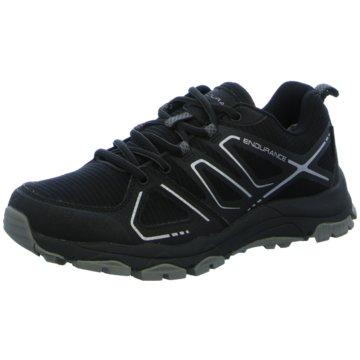 Endurance Sneaker Low schwarz