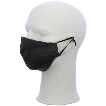 Opus Schutzmasken schwarz