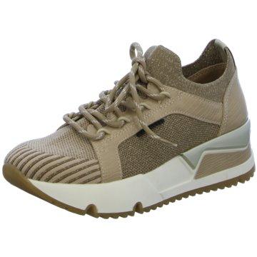 Bullboxer Plateau Sneaker grau
