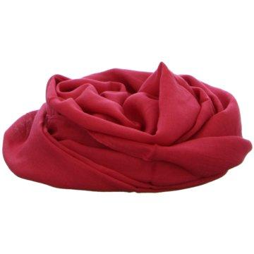 Seiden-Grohn Tücher & Schals rot