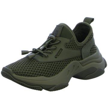 Steve Madden Sneaker Low grün