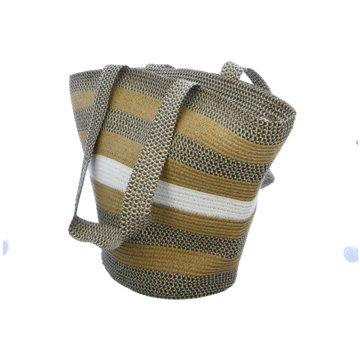 Seiden-Grohn Taschen Damen braun