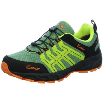 Kastinger Outdoor Schuh grün