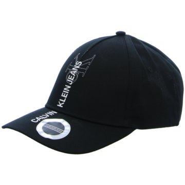 Calvin Klein CapsCAP OUTLINE schwarz