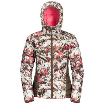JACK WOLFSKIN FunktionsjackenHELIUM PEAK HOODY W - 1205921-8135 pink