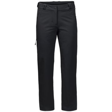 JACK WOLFSKIN OutdoorhosenACTIVATE THERMIC PANTS WOMEN - 1503592-6000 schwarz