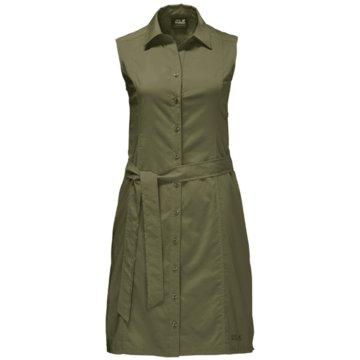 JACK WOLFSKIN KleiderSONORA DRESS - 1503991 grün
