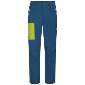 JACK WOLFSKIN OutdoorhosenOVERLAND PANTS M - 1506121 blau