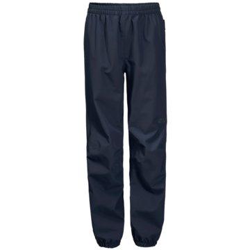 JACK WOLFSKIN OutdoorhosenRAINY DAYS PANTS KIDS - 1607761-1910 blau