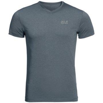 JACK WOLFSKIN T-ShirtsJWP T M - 1806641-6098 grau
