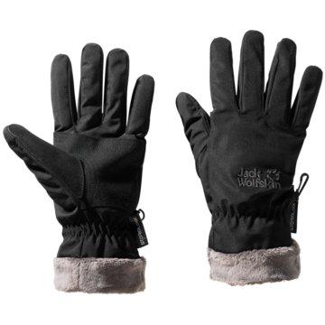 JACK WOLFSKIN FingerhandschuheSTORMLOCK HIGHLOFT GLOVE WOMEN - 1901084-6000 schwarz