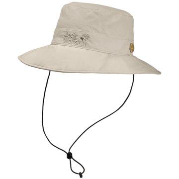 JACK WOLFSKIN HüteSUPPLEX MESH HAT - 1902042 beige