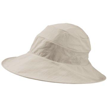 JACK WOLFSKIN HüteSUPPLEX ATACAMA HAT WOMEN - 1905832 beige