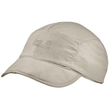 JACK WOLFSKIN CapsSUPPLEX ROAD TRIP CAP - 1906781 beige