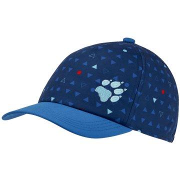 JACK WOLFSKIN CapsSPLASH CAP KIDS - 1906904 blau