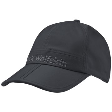 JACK WOLFSKIN CapsHUNTINGTON CAP - 1907552 grau