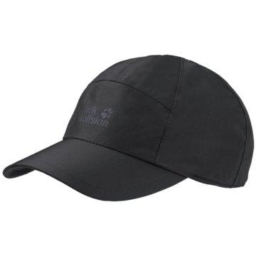 JACK WOLFSKIN CapsTEXAPORE ECOSPHERE BASE CAP - 1908361 schwarz