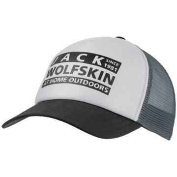 JACK WOLFSKIN CapsBRAND MESH CAP - 1909391 weiß