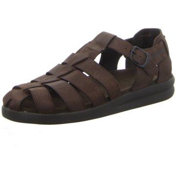 Mephisto Komfort Sandale braun