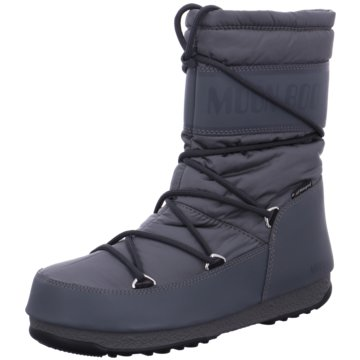 Moon Boot Winterstiefel beige