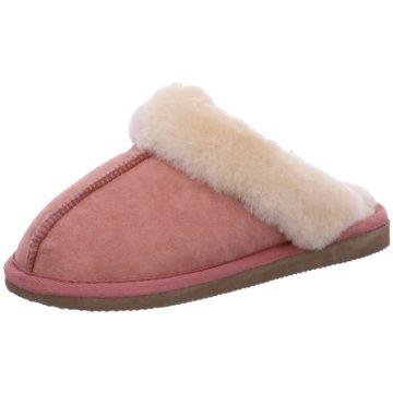 Shepherd Hausschuh rosa