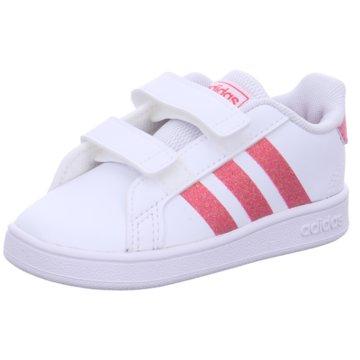 adidas Sneaker LowGRAND COURT SCHUH - EG3815 weiß