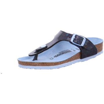 Birkenstock Offene Schuhe blau