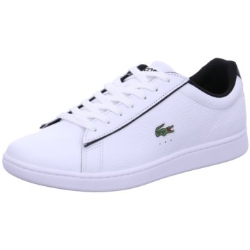 Lacoste Sneaker LowCARNABY EVO 120 2 SMA weiß