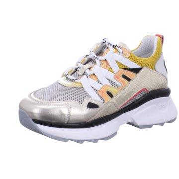 Nero Giardini Top Trends Sneaker silber