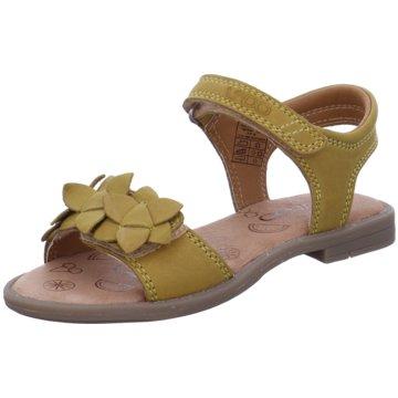 Vado Offene Schuhe gelb