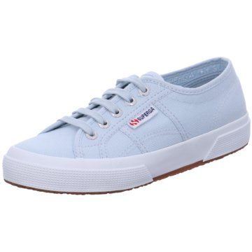 Superga Sneaker Low blau