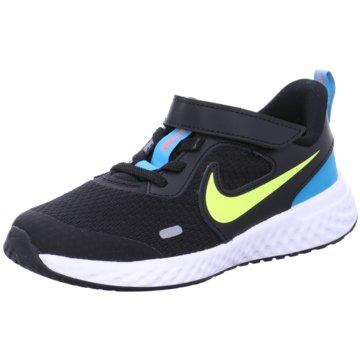 Nike Sneaker LowRevolution 5  Kids schwarz