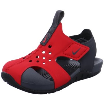 Nike SlipperSUNRAY PROTECT 2 (TD) - 943827-603 rot
