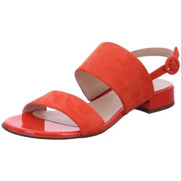 Högl Sandale rot